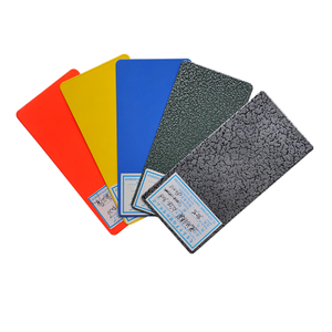 Polyester Type Powder Coating Powders