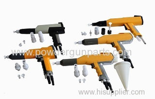 Powder Coating Spray Gun Kit