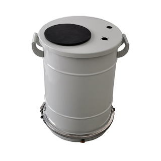 40 Liter Powder Coating Container