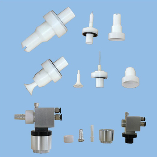 Parker Ionics Powder Coating Equipment Parts